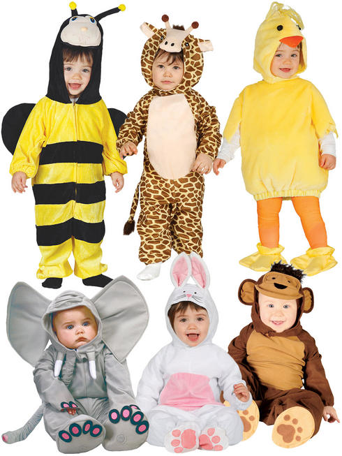 Child's Baby Toddler Animal Costume