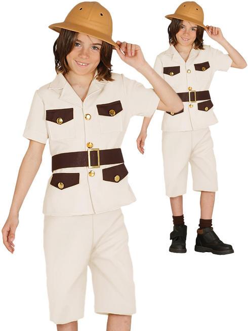 Child's Explorer Costume