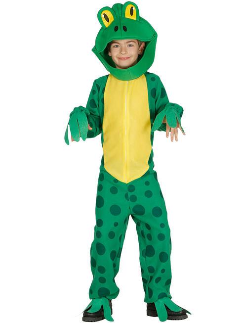 Child's Frog Costume