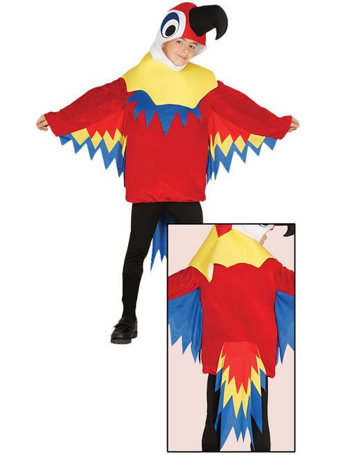 Child's Parrot Costume