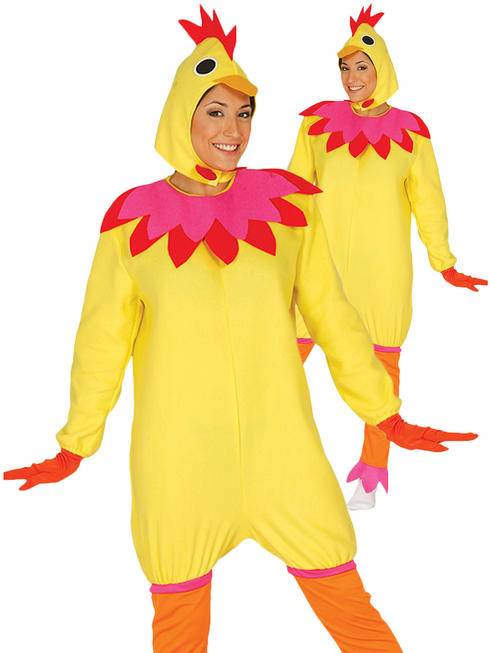 Adult's Hen Costume
