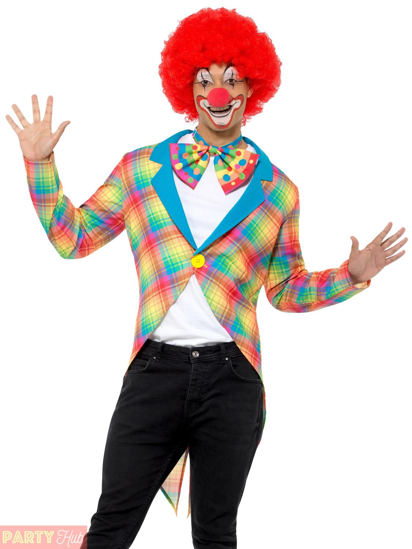 Clown Trousers Fancy Dress