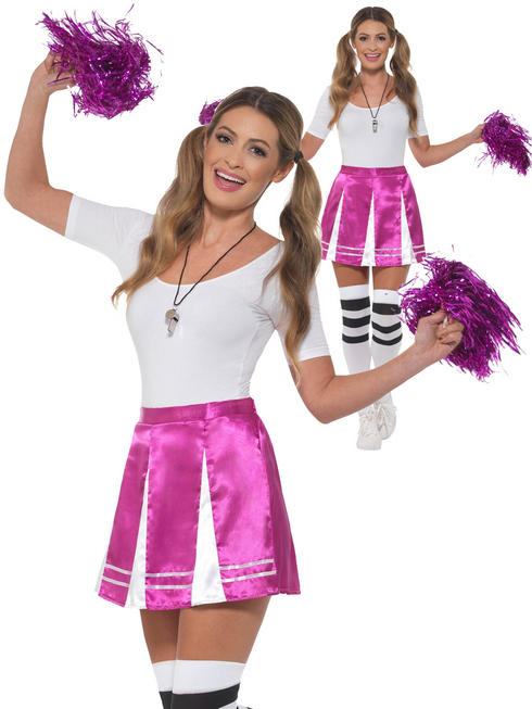 Ladies Cheerleader Kit