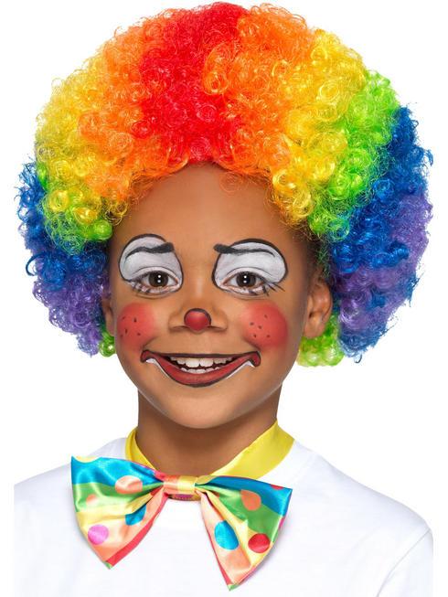 Child's Clown Wig