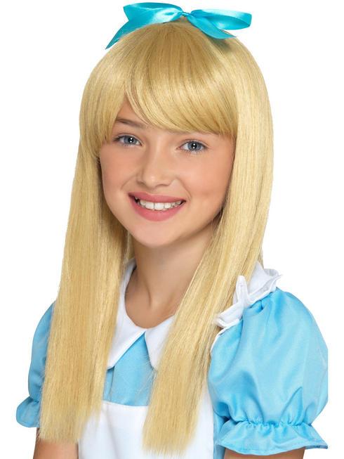 Girl's Wonderland Princess Wig