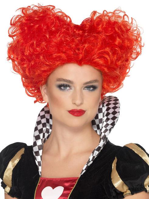 Ladies Heart Wig