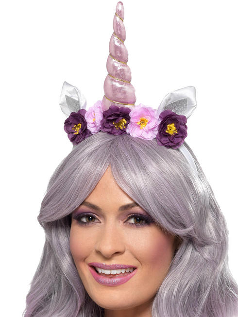 Ladies Unicorn Headband