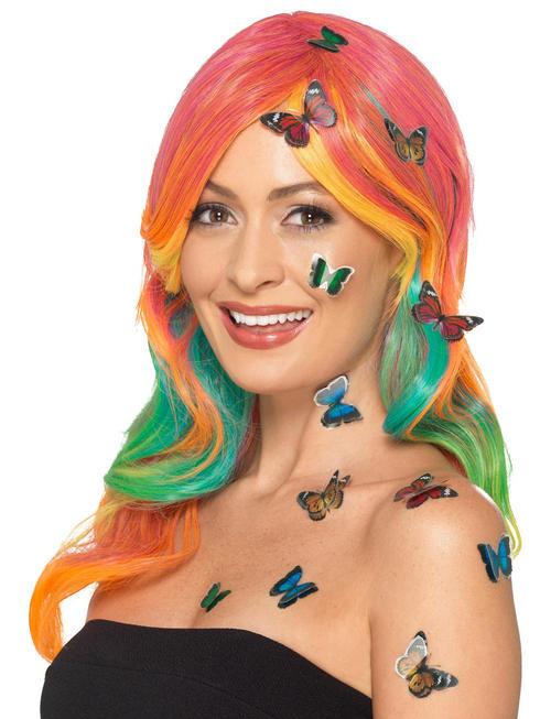 Adults 3D Butterfly Sticker Kit