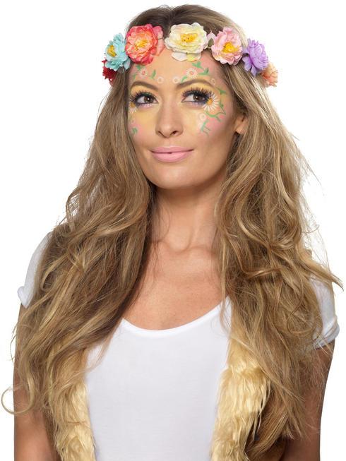Hippie Makeup Cosmetic Kit