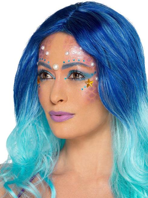 Mermaid Makeup Cosmetic Kit