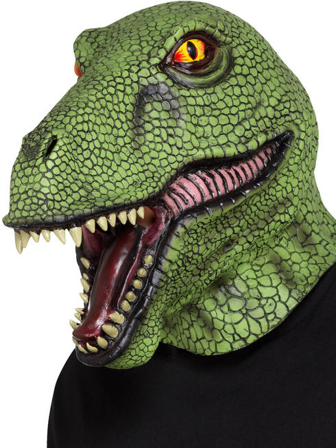 Adult's Dinosaur Mask