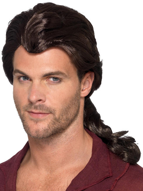 Pirate Marauder Wig