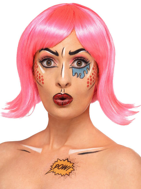 Pop Art Makeup Cosmetic Kit