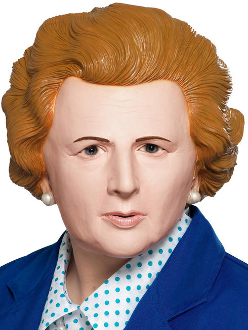 Men's Iron Lady Mask