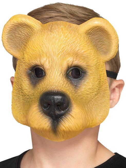 Child's Bear Animal Mask