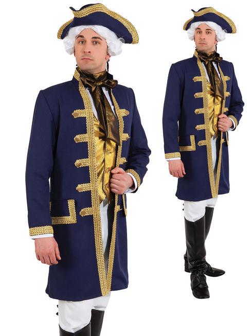 Men's Admiral Costume
