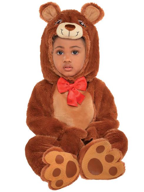 Baby Toddler Cuddle Bear Costume