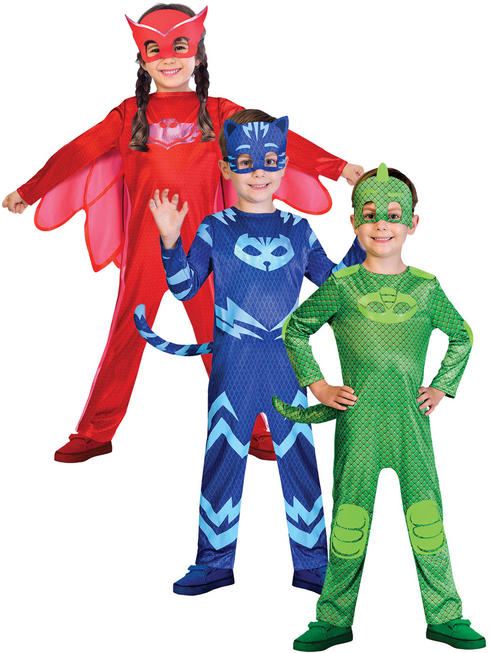 Boy's PJ Masks Costume