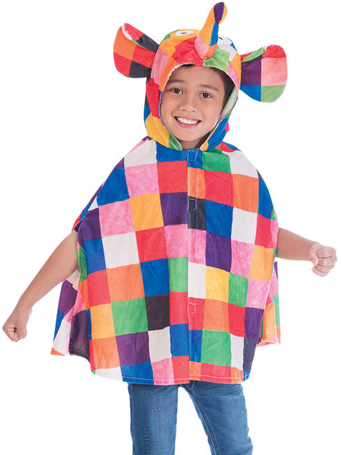 Child's Elmer Cape