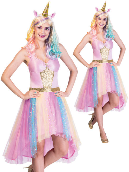 Ladies Mystic Unicorn Costume