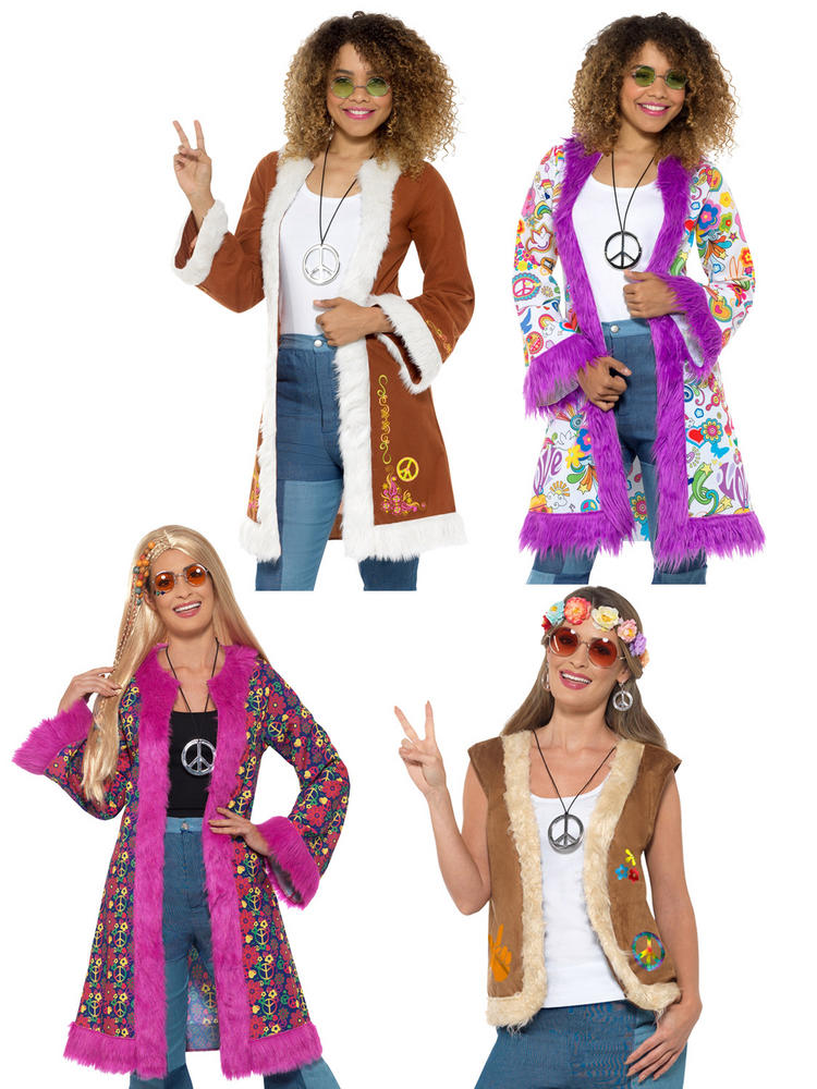 Adult's Hippie Coat