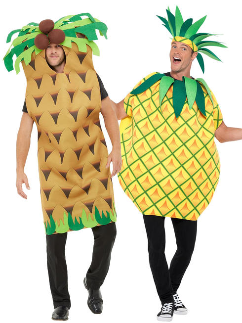 Adults Pineapple / Palm Tree Costume
