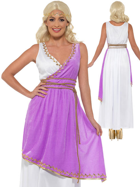 Ladies Grecian Goddess Costume