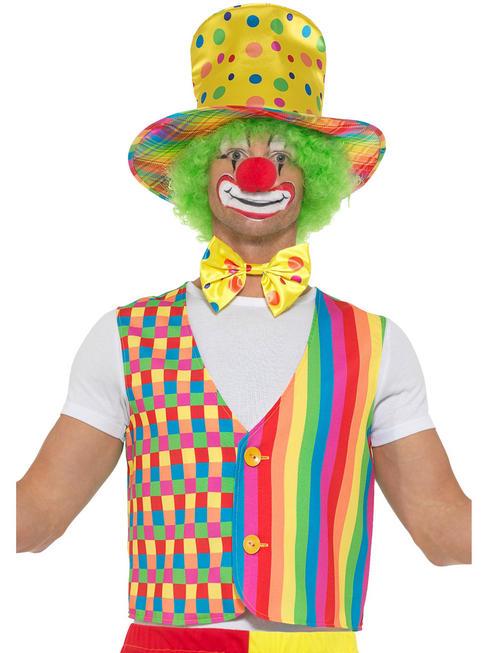 Men's Big Top Clown Kit
