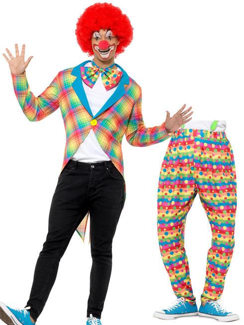 Men's Clown Accessories