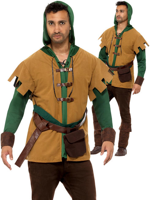 Men's Robin of the Hood Costume