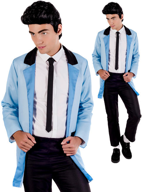 Men's Teddy Boy Costume