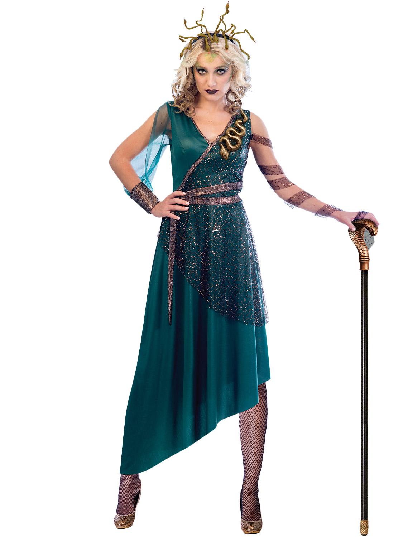 90's Porn Film Medusa Goddess details about ladies medusa costume adults greek myth goddess halloween  fancy dress outfit