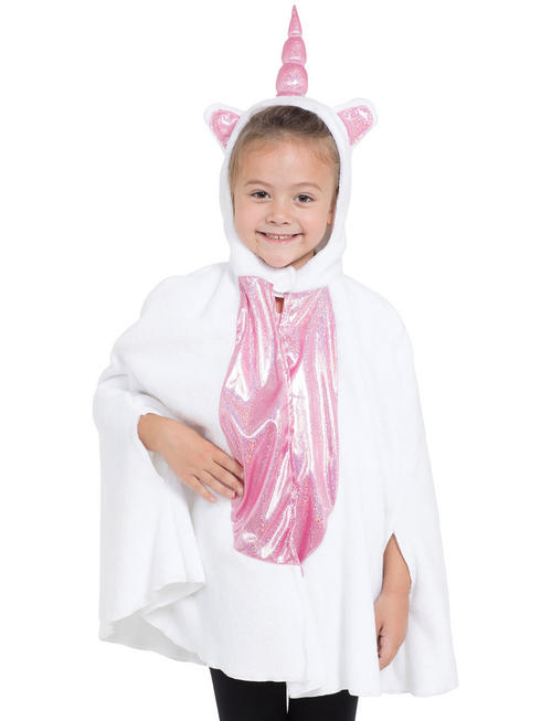 Girls Unicorn Hoodie Costume