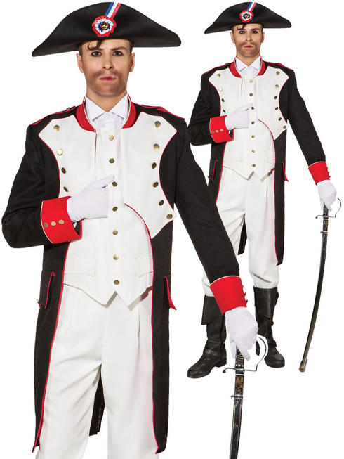 Mens Napoleon Costume