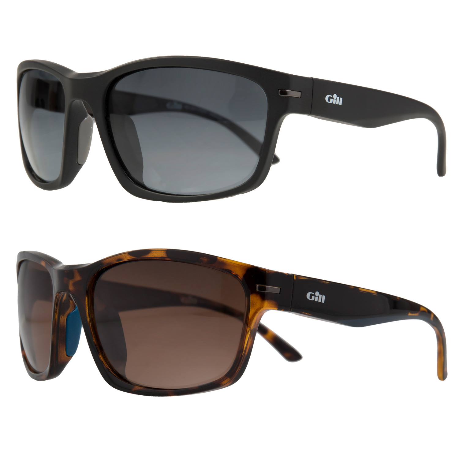 2ffca5ac96 Details about Gill Reflex II Sunglasses Black Tortoise Sailing Floating UV  Protection
