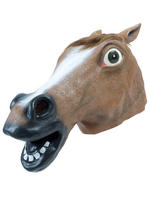 Adult's Zombie Horse Mask