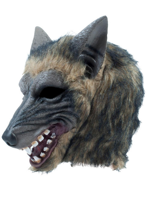 Adult's Werewolf Mask