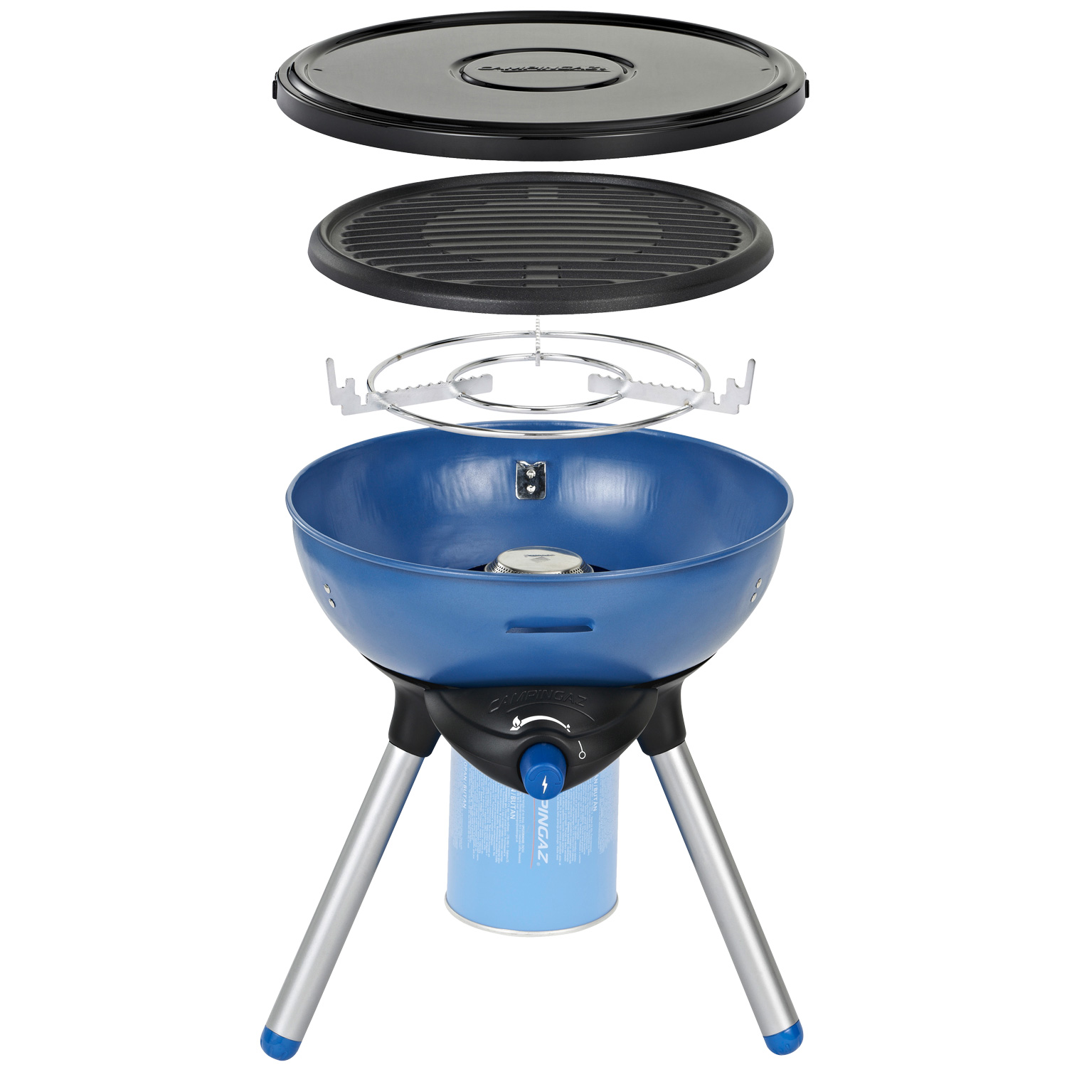 Campingaz Party Grill 200 200W | All Camping | Outdoor Hub