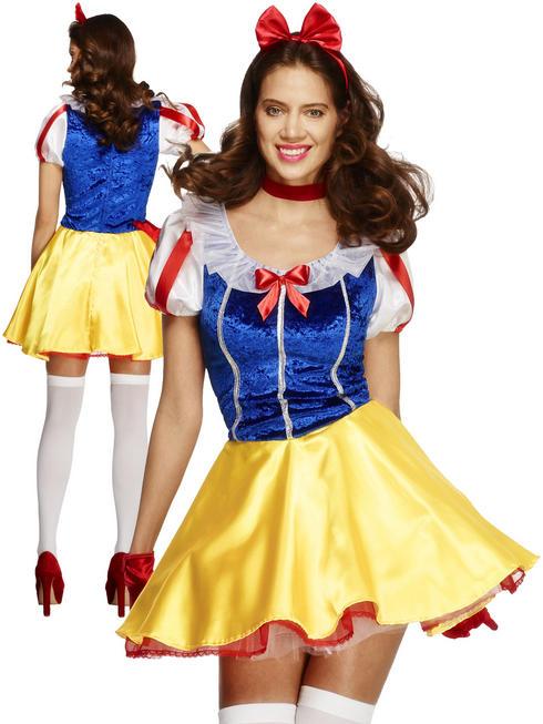 Ladies Fever Fairytale Costume