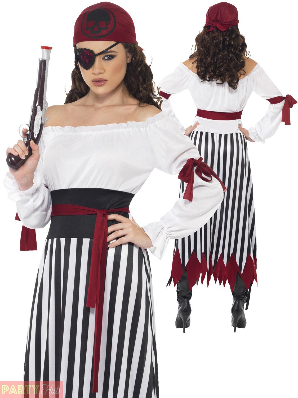 Womens Pirate Costumes Uk