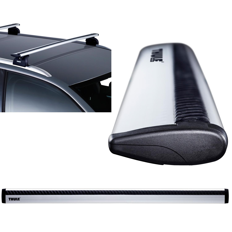thule wing bar 961 all roof racks outdoor hub. Black Bedroom Furniture Sets. Home Design Ideas