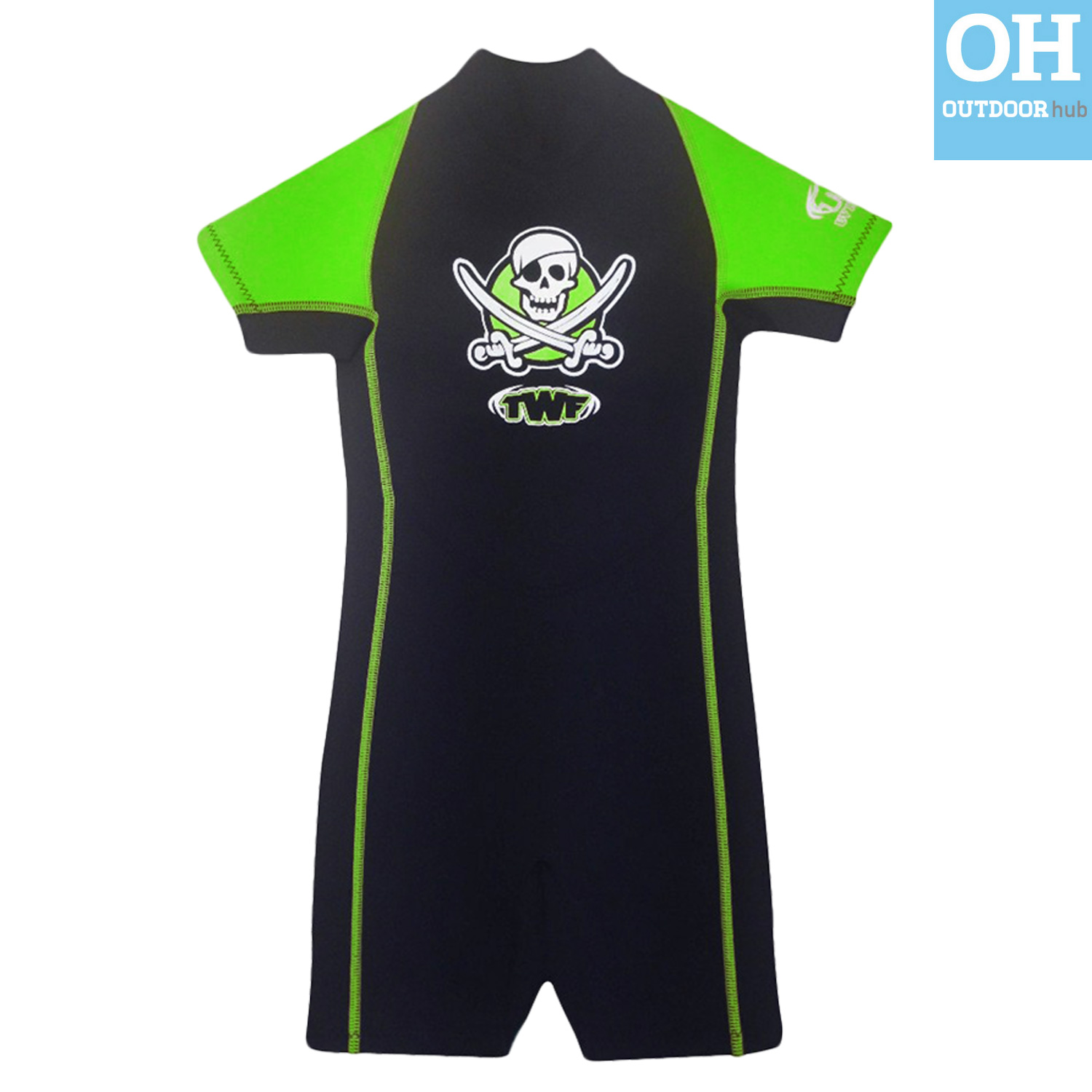 TWF-2mm-Kids-Shortie-Wetsuit-Childs-Shorty-Boys-Girls-Beach-Swim-Baby-Toddler thumbnail 12