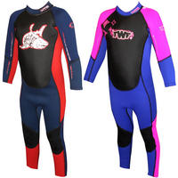 TWF KIDS XT3 3MM  FULL SUIT