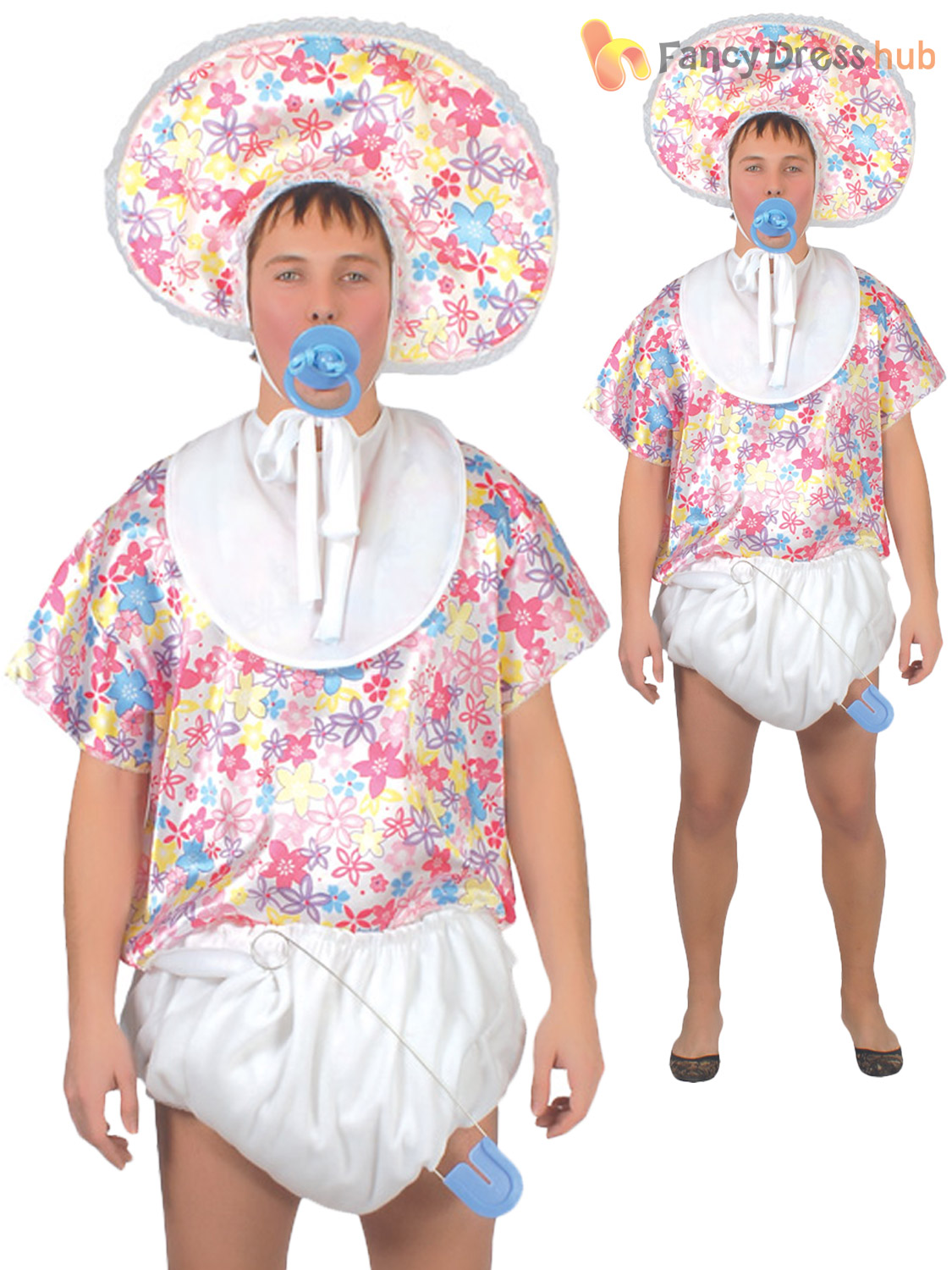 a95746287e6b Mens Baby Costume   Adults-Big-Baby-Costume-Mens-Comedy-Novelty-Stag ...