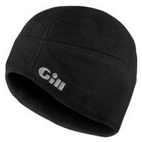 GILL WINDPROOF FLEECE HAT - BLACK