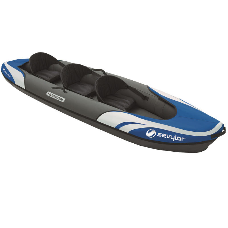 Sevylor Hudson 3P Inflatable Kayak