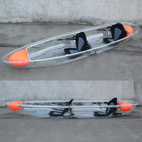 GoSea Transparent Kayak Bundle