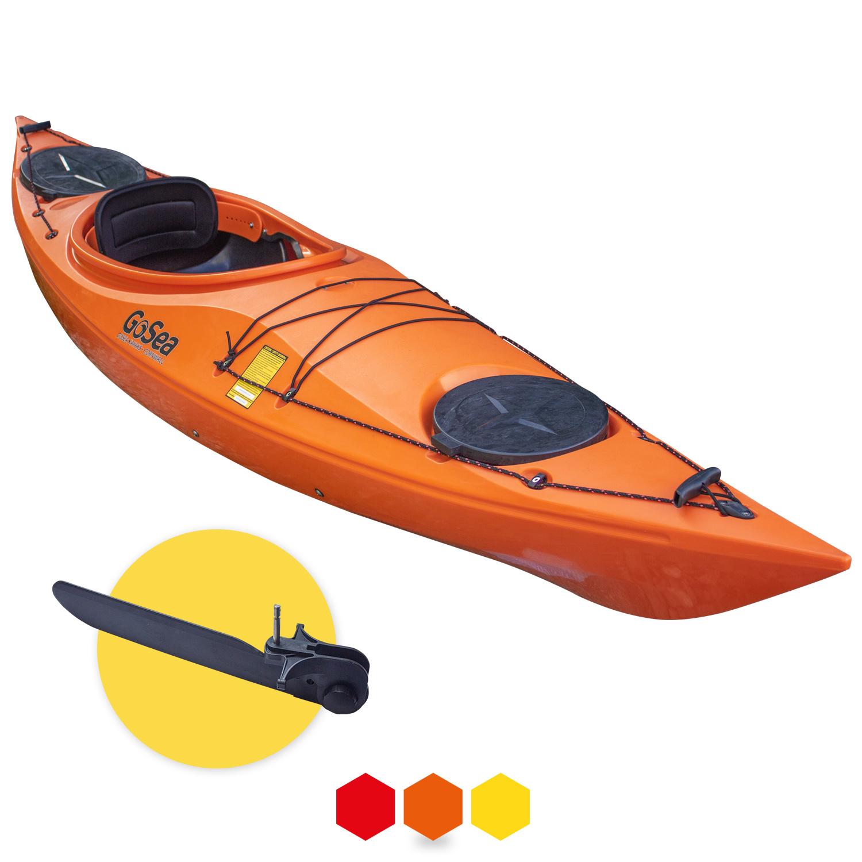 2pcs Stainless Steel Kayak Canoe Boat Rudder Control System Mount Base Kit