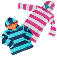 Big Fisch Boys and Girls Towelling Robes