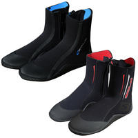 SOLA 5MM ZIP BOOT ADULT/JUNIOR